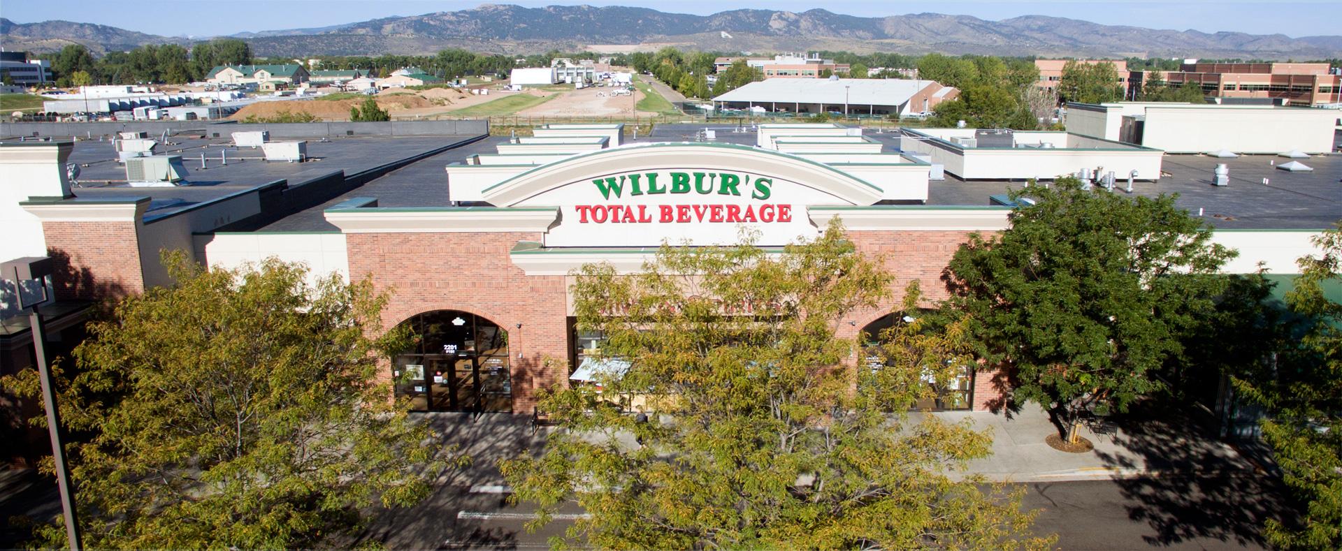 Wilbur's Store Front